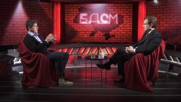 Шараскін розповів, як розвиватимуться події в Україні: або усвідомлення ситуації, або підвішений стан