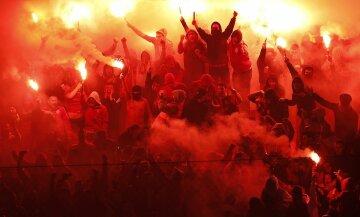 Побоїще перед матчем Шахтар-Динамо: з'явилися невідомі деталі та кадри