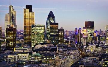 Лондон Сити бизнес