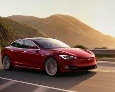 Tesla Model S тесла электромобиль электрокар