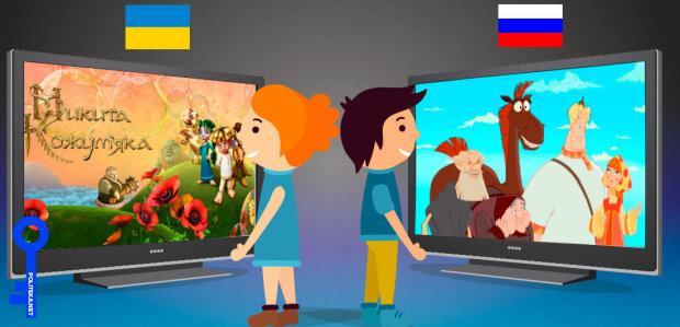 коллаж мультфильмы