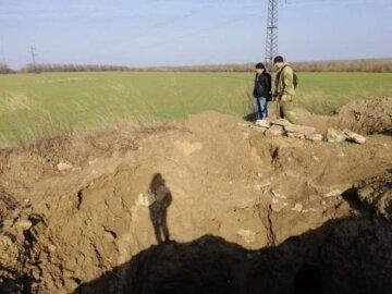 Чорні археологи викрали скарби скіфів на Запоріжжі: збитків на мільйони, подробиці