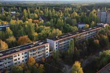 В Чернобыльской зоне поймали сталкеров из РФ
