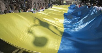 флаг день независимости украина украинский народ