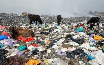 Пакеты-мусор