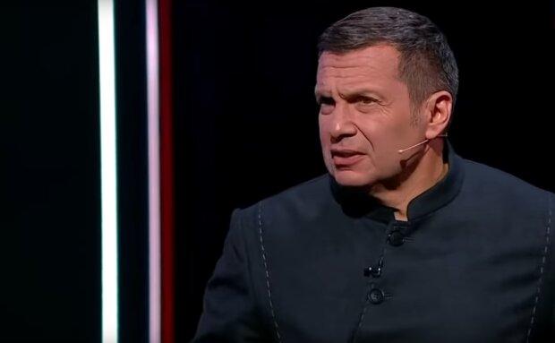 """Ехидный Соловьев публично унизил украинцев: """"Все больные на голову"""""""