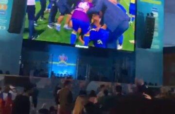 """Переможний гол команди Шевченка довів росіян до істерики, відео: """"Україно, Україно!"""""""