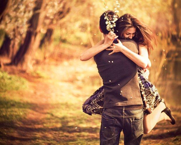 пара влюбленные