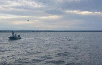 НП з військовими на кордоні в Одеській області, задіяна авіація: кадри з місця