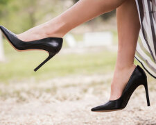каблуки, ноги, женщина
