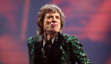 Мик Джаггер Rolling Stones