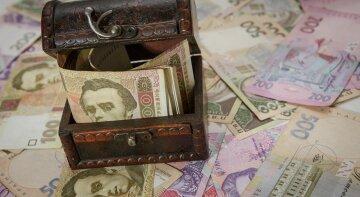 гривна, бюджет, деньги