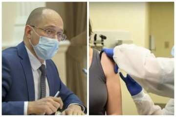 """Вакцинация от вируса: Шмыгаль рассказал, когда украинцы получат первую прививку, """" ожидается уже..."""""""