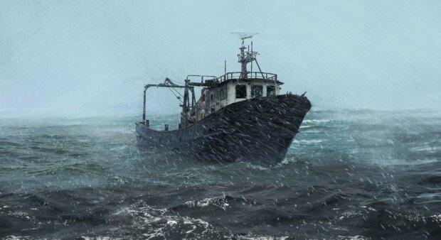 корабель-примара
