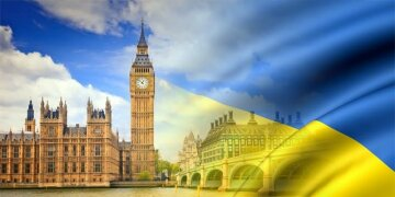 Украина Британия