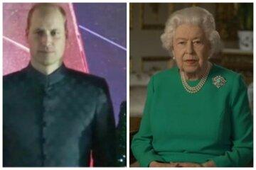 """""""Це не Меган Маркл"""": принц Вільям раптово потіснив Єлизавету II, у Великобританії переполох"""