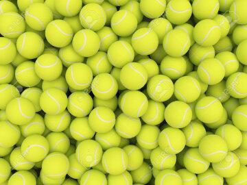 теннис мячи