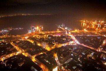 """""""Фантастично красиво"""": як виглядає вечірня Одеса з висоти пташиного польоту"""