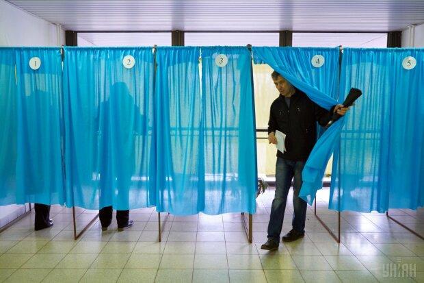 УНИАН выборы