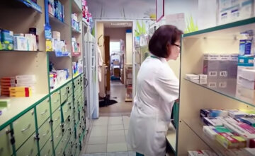 таблетки, скрін, аптека