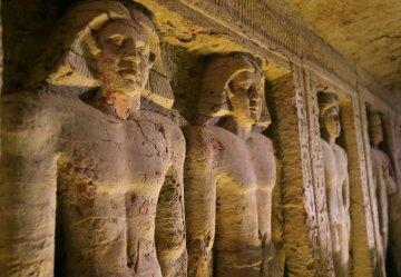 египет археолог гробница