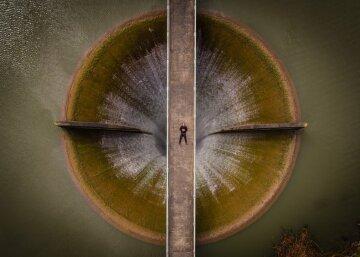 Что «видит» дрон со своей высоты: Guardian показала лучшие кадры (фото)