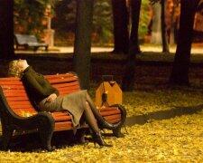 осень, депрессия