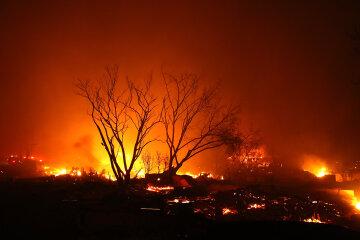 пожар, апокалипсис, конец света
