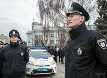 УНИАН, полиция,