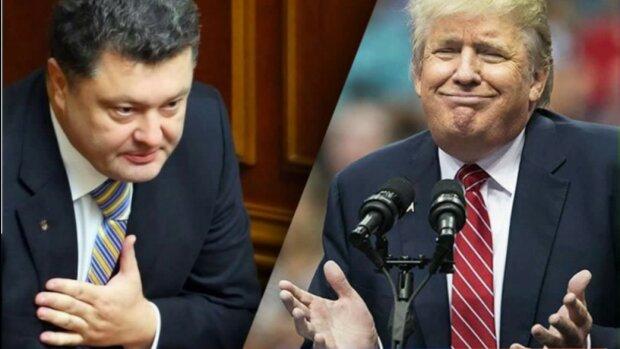 Встреча Порошенко и Трампа