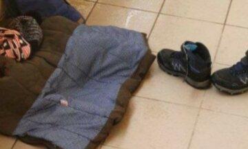 """Дитина випала з вікна висотки на Київщині, моторошні кадри трагедії: """"Зняв речі і..."""""""