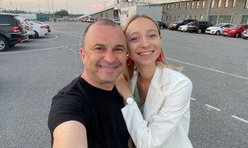 Віктор Павлік з дружиною, Катерина репяхова, катя