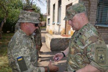 Американский генерал на передовой АТО сделал сенсационное заявление (фото)