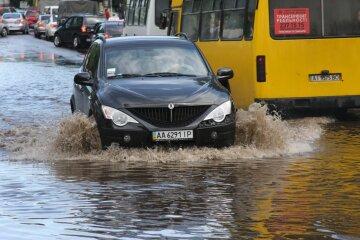 машина потоп
