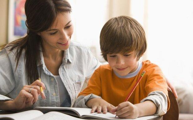 родители, учеба, ребенок