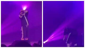 """З'явилося відео з """"п'яного"""" концерту Олега Кензова: """"Багато хто змінить до нього ставлення"""""""