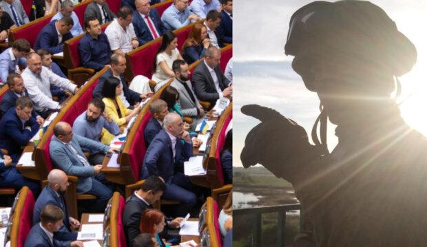 """""""Они туда шли добровольно"""": украинских депутатов предложили оставить без льгот"""