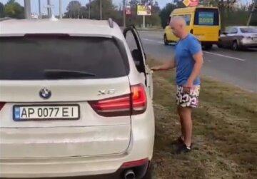 П'яний депутат на BMW влаштував страшну аварію і намагався втекти: з'явилося відео події