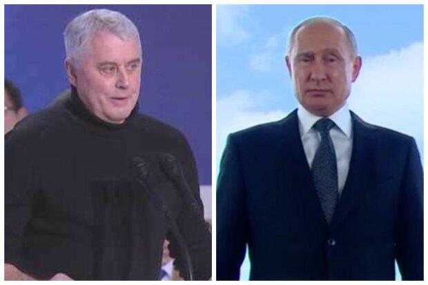 """Подерв'янський розвінчав міф про двійників Путіна: """"Голос не підробиш"""""""