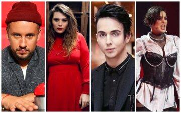 Как выглядели Maruv, KAZKA, Мишель Андраде и другие звезды на кастинге «Х-фактора», кадры: «Melovin и Монатик бесценные бриллианты»