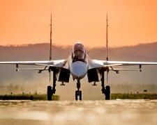 российский истребитель Су-30СМ