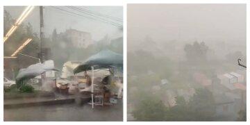 Одесситов просят не выходить из дома: ливень со шквальным ветром обрушился на город
