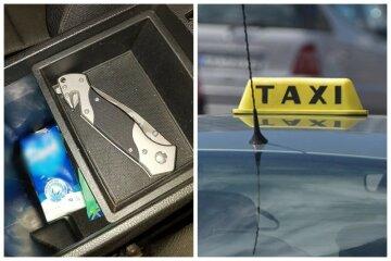Таксист порезал иностранца, который защищал Украину и Грузию: детали и фото инцидента
