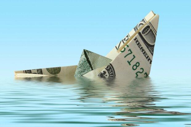 Доллар-финансовый крах