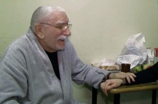 """85-річний Джигарханян встиг одружитися і переписати заповіт перед загибеллю, останнє фото: """"Знову полюбили"""""""