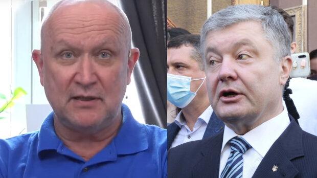 """""""Чому бризкаєш слиною?"""": Яневський пояснив, як Порошенко сам себе підставив  з судом"""