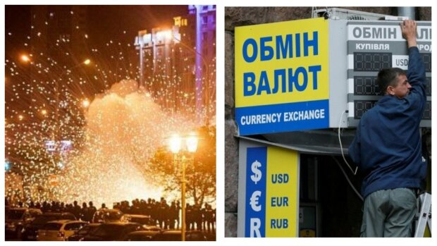 Розстріл протестувальників у Білорусі, проблема із зарплатами українців і гривня в пастці - головне за ніч