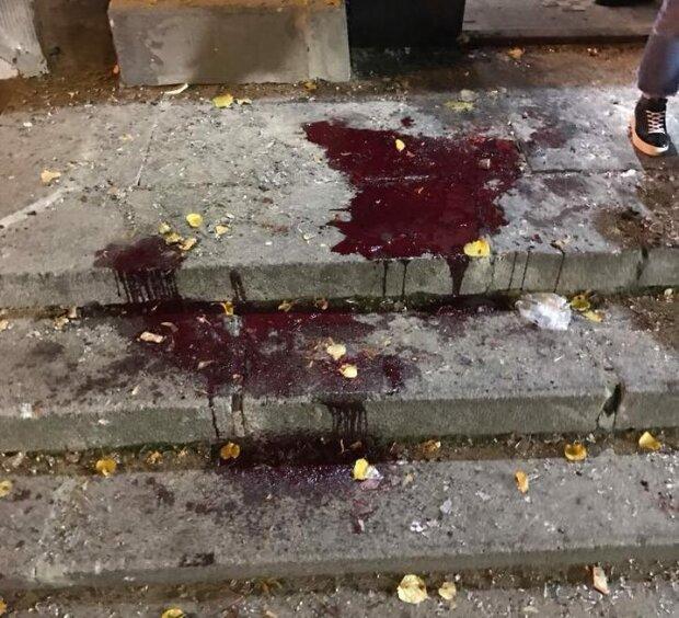 мосийчук взрыв кровь