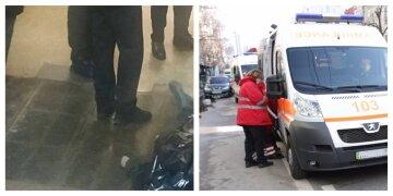 """На сходинках станції """"Студентська"""" у Харкові сталася трагедія, фото: """"чоловік впав і..."""""""