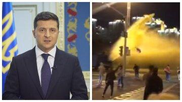 Удар курса, скачок тарифов, новый виток восстания в Минске и громкая речь Зеленского в ООН - Главное за ночь